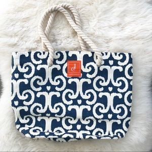 Jude Connally Summer Beach Tote